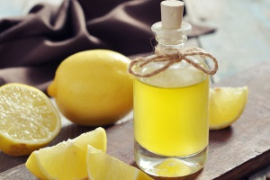 Эфирное масло лимона для кожи лица