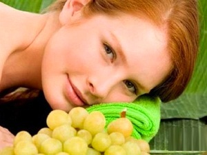 Использование виноградного масла для лица