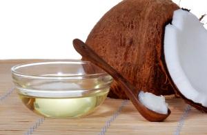 Кокосовое масло для лица-применение