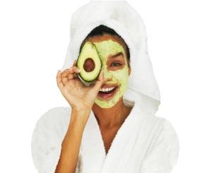 Маски с маслом авокадо