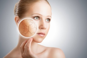 Масло кунжутное для сухой кожи лица