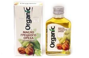 Польза масла грецких орехов для лица