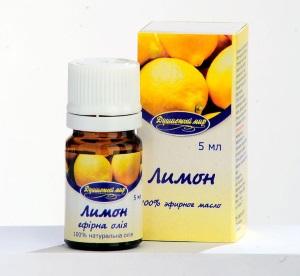Применение масла лимона для лица