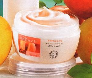 Продукция с персиковым маслом