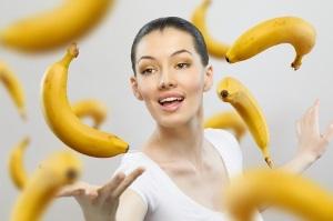 Эффект банановых масок для лица