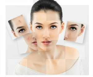 Эффект желатиновой маски с углем