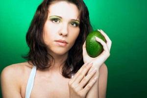 Эффективность авокадо для кожи лица