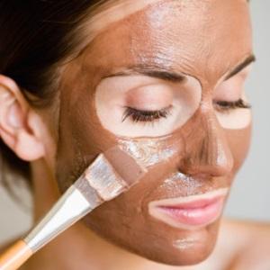 Как сделать маску с розовой глины?
