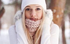 Рецепты масок для лица зимой