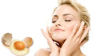 Маски для лица из белка яйца: подтягивающие, от морщин и черных точек