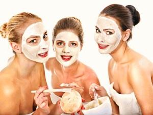 Рецепты овсяных масок