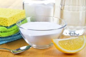Средства для кожи с содой
