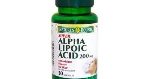 Альфа-липоевая кислота для лица