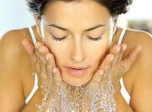Содовый пилинг кожи лица