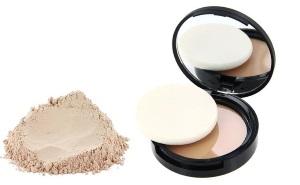 Выбор пудры для сухой кожи