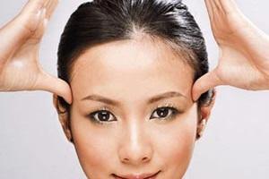 Как делать точечный массаж для лица?