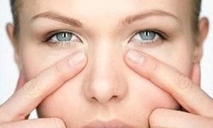 Массаж вокруг глаз от морщин