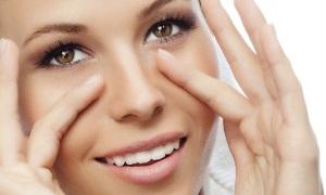 Упражнения от морщин вокруг глаз