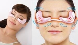 Eye Slack Haruka японский массажер для глаз