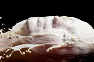 Рецепт молочного пилинга для лица