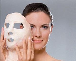Альгинатная маска домашняя