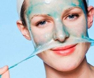 Домашние маски-пленки для лица