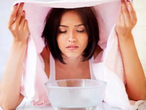Как делать паровые ванны для лица?