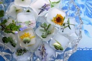 Как приготовить лед для лица?
