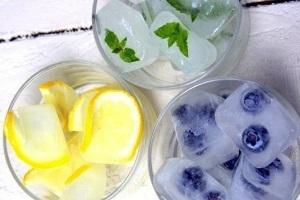 Лед для разных типов кожи лица