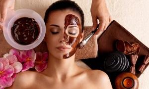 Польза шоколада для кожи лица