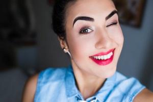 Как накрасить брови краской в домашних условиях