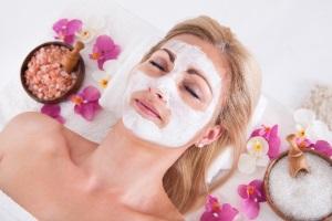 Распаривающая маска для лица