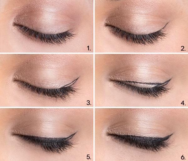 Как визуально увеличить разрез глаз?