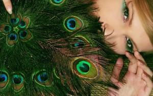 Цвет теней для зеленоглазых