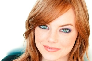 Помада для рыжих с зелеными глазами