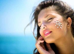 Крем для лица летом