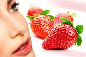 Польза клубничных масок для лица
