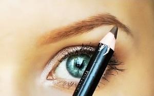 Как научиться рисовать брови карандашом поэтапно
