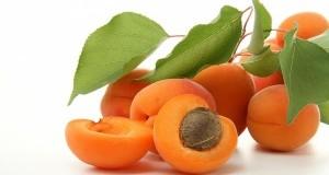 Маска для лица из абрикоса