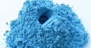 Свойства и применение голубой глины