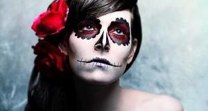 Макияж на Хеллоуин для девушек