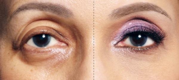 Правила возрастного мейкапа глаз