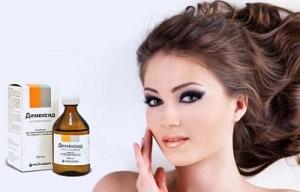 Можно ли использовать препарат для кожи лица?