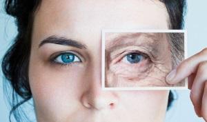 Применение для кожи вокруг глаз