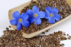 Маска из семян льна для лица