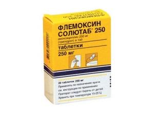 Системные антибиотики