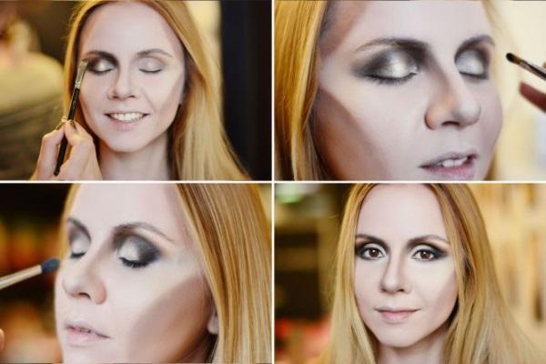 Пошаговая инструкция макияжа глаз