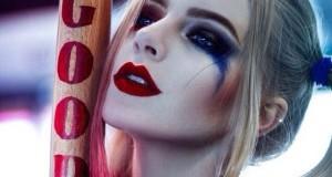 Как сделать макияж Харли Квинн?