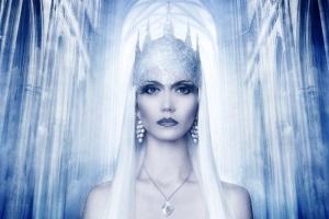 Образ Снежной королевы для фотосессии