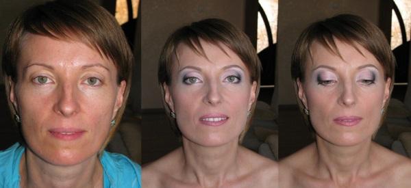 Омолаживающий макияж поэтапно